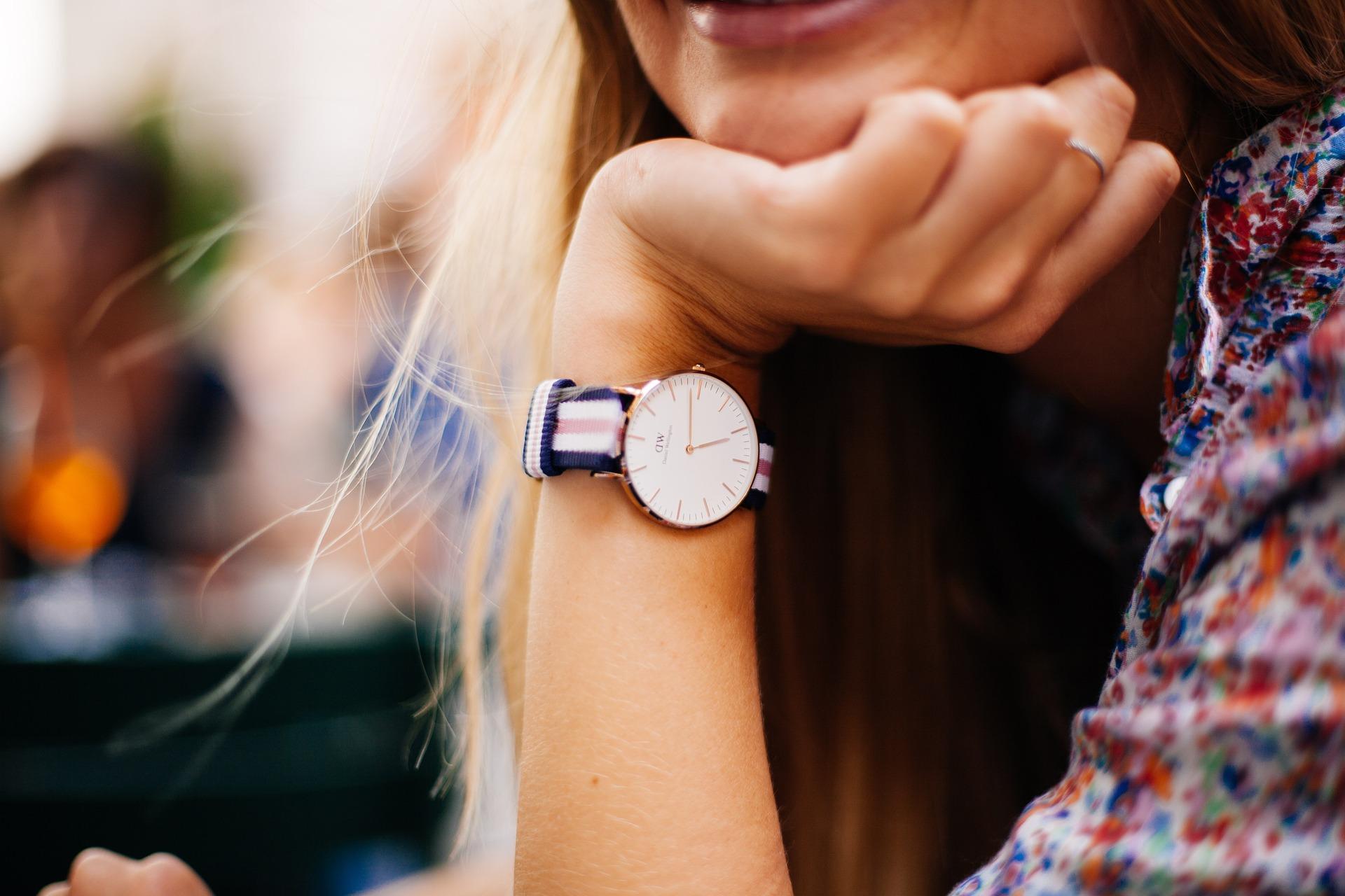 フリー 時計
